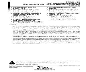 SN74AVCB164245VR.pdf