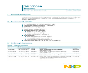 74LVC04AD,112.pdf