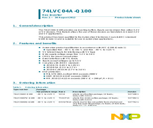74LVC04AD-Q100.pdf