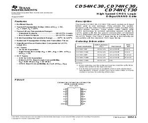 CD74HC30PW.pdf
