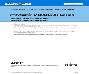 MB9BF115RPMC.pdf