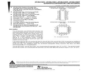 AM26LS32ACDRE4.pdf