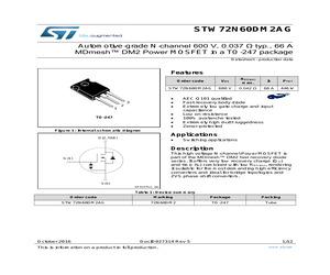 STW72N60DM2AG.pdf